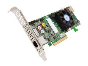 areca ARC-1213-4I-MS PCI-Express 2.0 x8 SATA / SAS RAID Controller Card