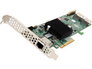 areca ARC-1264IL-12 PCI-Express 2.0 x8 Low Profile SATA III (6.0Gb/s) RAID Controller Card