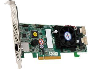 areca ARC-1225-8i PCI-Express 3.0 x8 SATA III (6.0Gb/s) 8-Port PCIe 3.0 Internal 6Gbps SAS RAID Adapters
