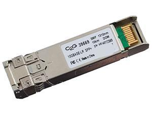 C2G HP compatible 10GBase-LR SFP+ Transceiver (SMF, 1310nm, 10km, LC, DOM)