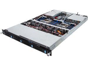 GIGABYTE R180-F34 1U Rackmount Server Barebone 2 x LGA 2011-3 Intel C612 DDR4 1600/1866/2133 MHz
