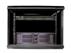 iStarUSA WD-660-3PFS 6U 600mm Depth Wallmount Server Cabinet