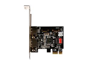 iStarUSA RAID-SIL3132-2ES PCIe x1 Host ControllerU SATA II (3.0Gb/s) 2 x eSATA Port Multiplier RAID Controller