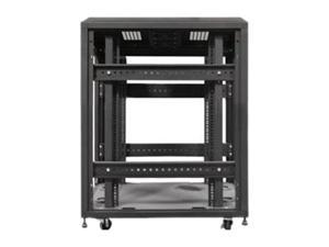 iStarUSA WX-158 15U 4-Post Open Frame Rack