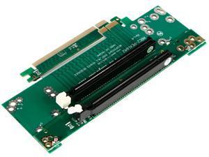 iStarUSA DD-760630 PCIe x16 and PCIe x1 Riser Card
