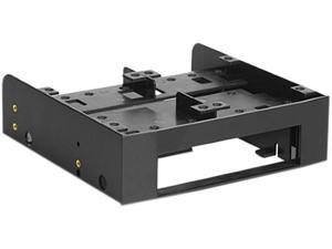 """iStarUSA RP-3HDD2535E 5.25"""" Drive Bay Bracket for 2.5"""" and 3.5"""" HDDs / SSDs"""