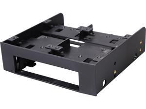 "iStarUSA RP-3HDD2535E 5.25"" Drive Bay Bracket for 2.5"" and 3.5"" HDDs / SSDs"