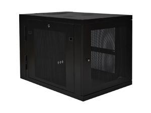Tripp Lite SRW12US33 12U SmartRack Extended Depth Wall Mount Rack Enclosure Cabinet