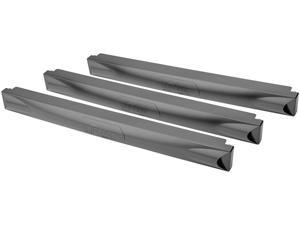 TRIPP LITE SR1UPANEL200 1U Blanking Panel Kit (200 pieces, toolless mounting)