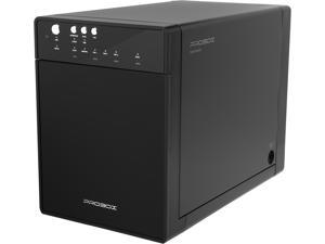 Mediasonic HF7-SU3S3 4-Bay 8TB Network Attached Storage 3.5