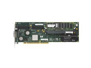 HP 337972-B21 PCI-X Serial ATA-150 / SAS Smart Array P600 Controller