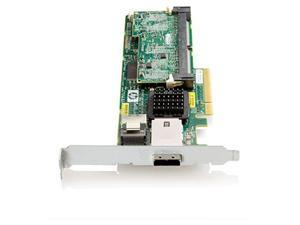 HP 462828-B21 PCI-Express x8 SAS Smart Array P212 8-Port Zero Memory SAS RAID Controller