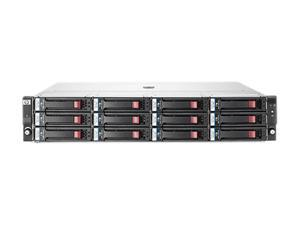 HP StorageWorks D2600 BK782A w/6 2TB 6G SAS 7.2K LFF Dual Port MDL HDD 12 TB Bundle