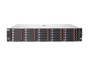 HP StorageWorks D2700 BK767A w/25 450GB 6G SAS10K SFF Dual Port HDD 11.2TB Bundle