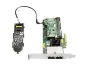 HP 578229-B21 PCI-Express x8 SAS FBWC 2-ports Controller