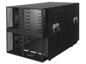 RackSolutions RACK-117-12U 12U Portable Server Rack with Casters