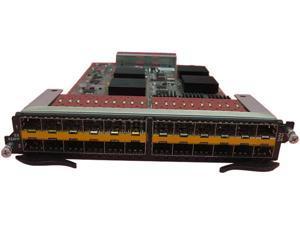 Brocade SX-FI624HF 24-port 100/1000 SFP-based fiber Ethernet IPv6 module