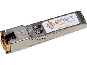 ENET Meraki Compatible MA-SFP-1GB-TX 10/100/1000BASE-T SFP 100m RJ45 Copper Cat5/Cat5e/Cat6 Compatibility Tested and Validated for High-Performance and Low-Latency