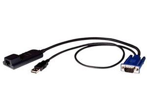 Avocent MPUIQ-VMCHS MergePoint Unity Server Interface VGA/USB KVM Cable
