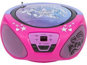 My Little Pony CD Boombox - Hot Pink and Purple