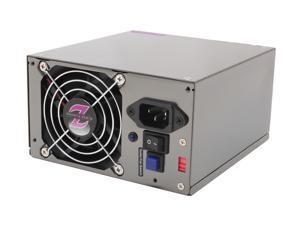 TOPOWER ZU-600W 600W ATX 12V v2.01 SLI Certified CrossFire Ready Power Supply