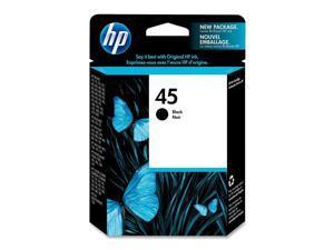 HP 45 ink (51645A#140) cartridge&#59; Black