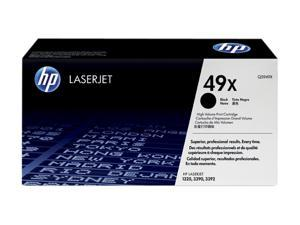HP 49X Black High Yield  LaserJet Toner Cartridge (Q5949X)