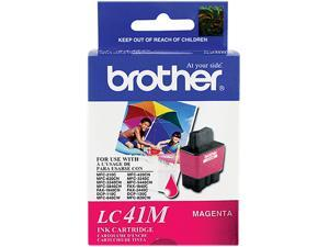 brother LC41M Ink Cartridge Magenta