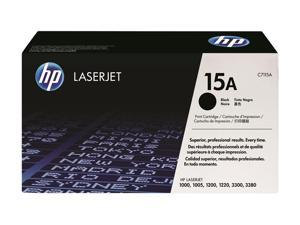 HP 15A (C7115A) Black Original LaserJet Toner Cartridge for hp laserjet 1200