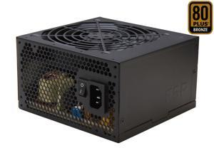 FSP Group RAIDER 450W (RAIDER 450) ATX12V2.92 80PLUS BRONZE Certified +12V Single rail Power Supply compatible with Intel Haswell Certified