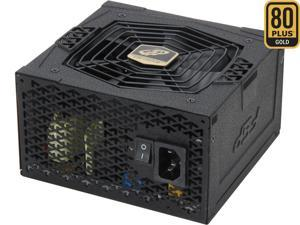 FSP Group AURUM S 600W ATX12V / EPS12V SLI Ready CrossFire Ready 80 PLUS GOLD Certified Active PFC Power Supply with Intel Haswell Certified