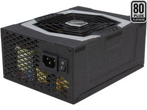 FSP Group PT850FM 850W TOTAL CONTINUOUS OUTPUT @ 40°C ATX12V / EPS12V SLI CrossFire Ready 80 PLUS PLATINUM Certified Full Modular Active PFC Power Supply