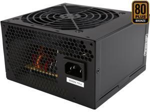 FSP Group Berserker 500 500W ATX12V / EPS12V 80 PLUS BRONZE Certified Active PFC Power Supply