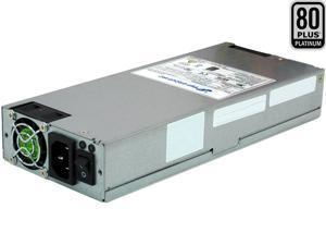 FSP Group 700W ATX Power Supply Single 1U Platinum Certified for Rack Mount Case (FSP700-80UEPB)