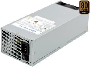 FSP Group 500W ATX Power Supply Single 2U Size 80 PLUS Bronze Certified for Rack Mount Case (FSP500-702UH)