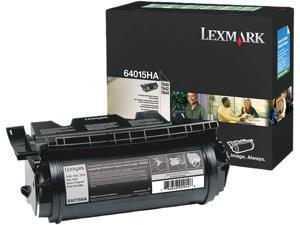 Lexmark 64015HA T64x High Yield  Print Cartridge&#59; black 21,000 page yield  (Return Program)