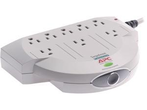 APC PRO8 6ft 8 Outlets 1120 joules Professional SurgeArrest