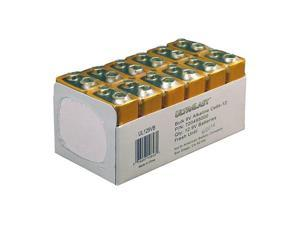 ULTRALAST UL129VB 12-pack 9V Alkaline Batteries