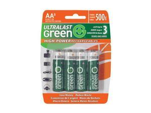 ULTRALAST ULGHP8AA Batteries