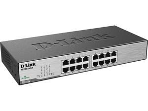 D-Link DSS-16+ Smart Desktop Switch