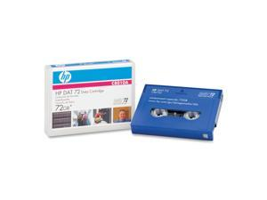 HP C8010A 36/72GB DAT 72 Tape Media 1 Pack