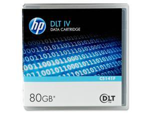 HP C5141F 40/80GB DLTtape IV Tape Media 1 Pack