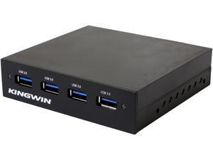 KINGWIN KW35-4U3 Internal 4-Port USB 3.0 hub for 3.5? bay