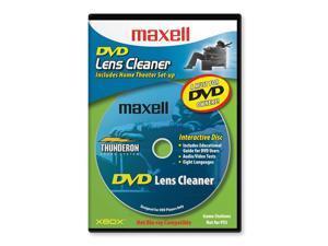 maxell 190059 DVD-LC DVD Lens Cleaner