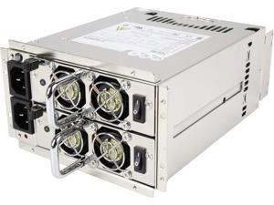 iStarUSA XEAL IX-500R8PD8 500W Redundant PS2 Mini High Efficiency Redundant Power Supply