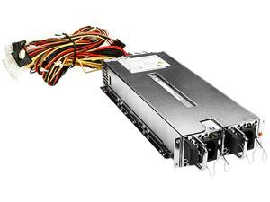 iStarUSA IX-280RSH1UP8 280W Redundant 280W 1U High Efficiency Redundant Power Supply