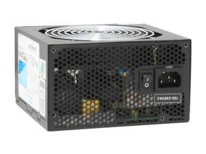SeaSonic S12 Energy Plus SS-650HT 650W ATX12V V2.3 / EPS12V V2.91 SLI Certified CrossFire Ready 80 PLUS Certified  Active PFC Power Supply