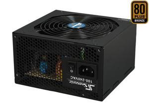 SeaSonic S12II 430B 430W ATX12V / EPS12V 80 PLUS BRONZE Certified Active PFC Power Supply