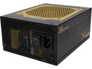 SeaSonic X-1250 ( SS-1250XM2 ) 1250W ATX12V / EPS12V SLI Ready 80 PLUS GOLD Certified Full Modular Active PFC Power Supply New 4th Gen CPU Certified Haswell Ready