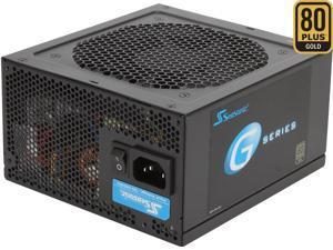 SeaSonic G-750 SSR-750RM 750W ATX12V / EPS12V 80 PLUS GOLD Certified Modular Active PFC Power Supply